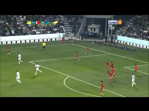 Bahrain vs Jordan - 2011 Arab games - Final