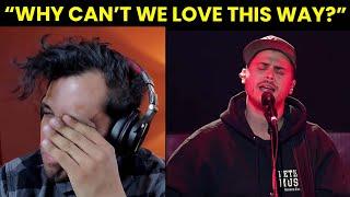 EMOTIONAL REACTION TO RECĶLESS LOVE BY CORY ASBURY (NON CHRISTIAN REACTION) 1.6 Million Views