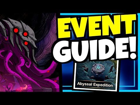 ABYSSAL EXPEDITION GUIDE!!! [AFK ARENA]