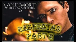 (ENG-SUB)Voldemort Origins of the Heir  -  Respostas Part 2