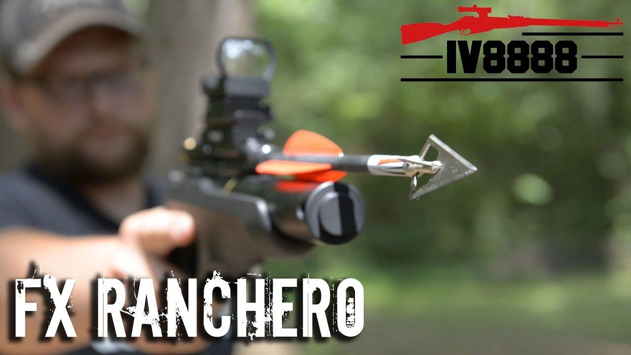 FX Ranchero Arrow
