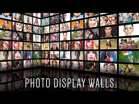 Photoshop: How to Create Powerful Photo Mosaic Wall Displays (CS6 & later)