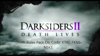 Darksiders 2 Dlc For Playstation 3 Giveaway