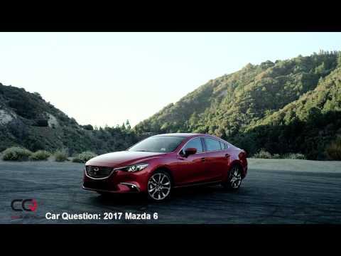2017 Mazda 6 GT - Short Review   Best Midsize Sedan of 2017!