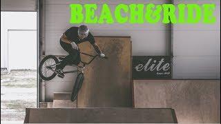 BEACH & RIDE - ŐRÜLT BMX SESSION