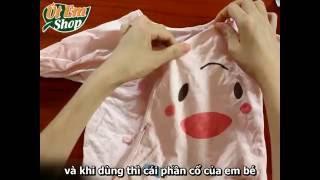 Cách chọn quần áo, bỉm tã cho bé sơ sinh - em thoải mái, mẹ tiết kiệm
