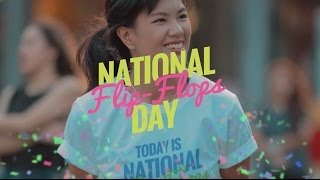 National Flip-Flops Day 2017