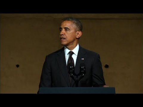 Obama hails 'true spirit of 9/11' at new museum