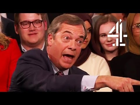 Nigel Farage Disagrees with New Brexit Survey Results   Brexit: What The Nation Really Thinks