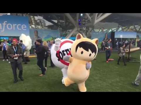 Salesforce Dreamforce 2016