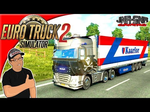 Euro Truck Simulator 2 France Delivery Event FAIL 3