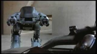 Robocop 1 ita Robocop demolisce ED209
