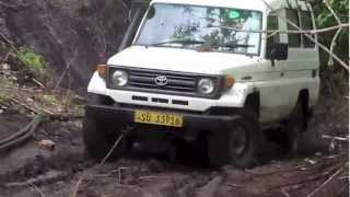 Go!! Toyota Land Cruiser 70 Series