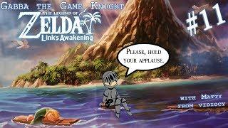 CLAP, CLAP, CLAP   Link's Awakening (Switch) #11   Zelda Month on Gabba TGK