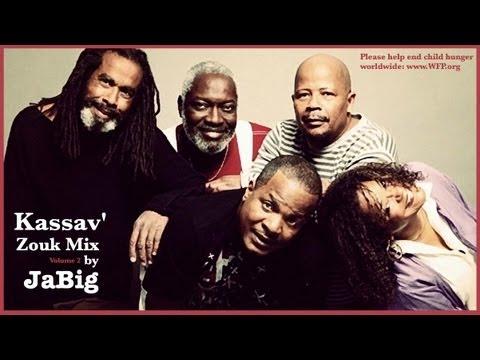 Kassav' Mix by JaBig (Zouk Music Playlist: Zouk-La-Sé Medikaman, Siwo, Oh Madiana, Soulaje Yo...)