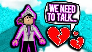 my roblox girlfriend broke up with me...