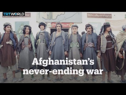 Afghanistan: The war that never ends