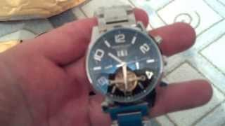 Unboxing Price Angels - Relógio Mont Blanc Time Walker