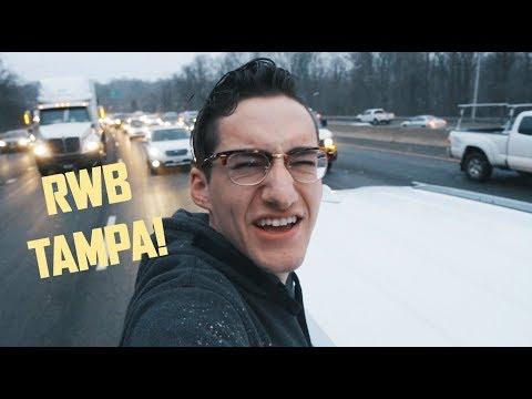 WE'LL DO ANYTHING TO GET THE SHOT!! (RWB Tampa BTS Vlog 1)