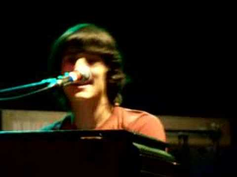 Teddy Geiger - Gentlemen (smiling)