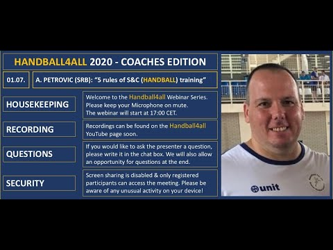 An Over-all Weight Lifting Program for Handball