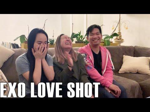 EXO (엑소)- Love Shot (Reaction Video)
