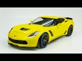 1/18 AUTOart Chevrolet Corvette C7 Z06 2016 review