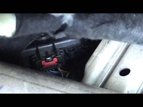 2008 Ford Escape Blend Door Actuator replacement