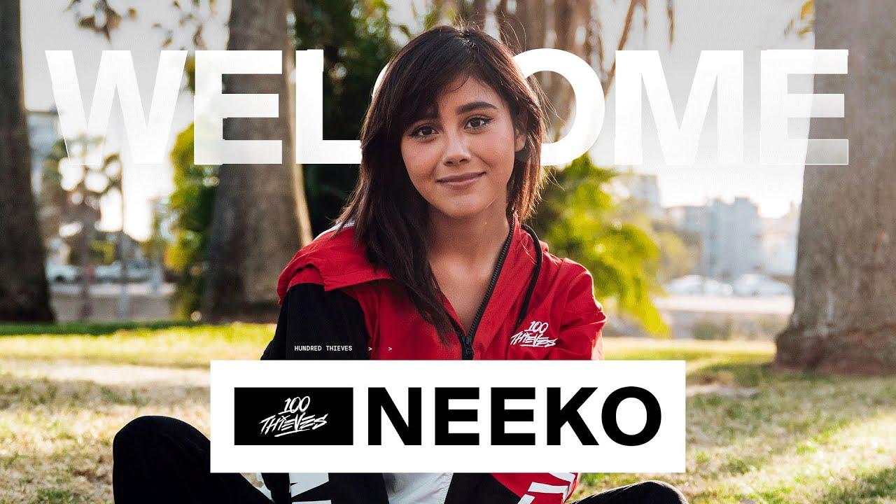 HOW NEEKO JOINED 100 THIEVES