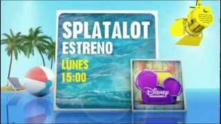 Disney Channel Spain - Continuity (22.06.2013)