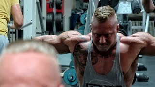 """Living Like a BEAST! Bodybuilding motivation [ Nordic Fitness Athlete #11 Robin """"Ares"""" Andersson ]"""