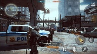 THE DIVISION MOBILE - BULLET BATTLE ANDROID E IOS