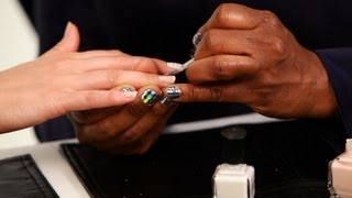 How to Do an American & Brazilian Mani | Manicure Tutorials