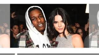 kendall jenner dating history