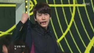 Super Junior - Spy, 슈퍼주니어 - 스파이, Music Core 20120811