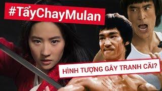 Phê Phim News: MULAN LIVE-ACTION BỊ TẨY CHAY | HÌNH TƯỢNG LÝ TIỂU LONG GÂY TRANH CÃI TRONG PHIM