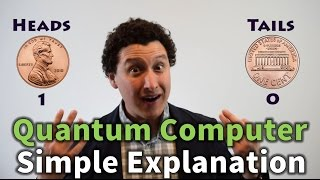 Quantum Computing for Dummies : A Simple Explanation for Normal People