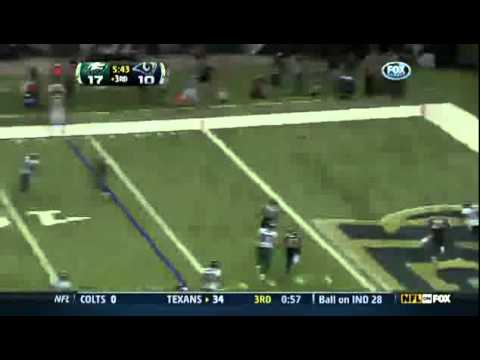 Week 1 - Eagles VS. Rams (2011-2012 NFL Season)