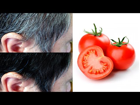 White Hair To Black Hair Naturally in Just 5 Minutes Permanently