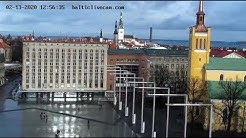 Webcam live from Tallinn