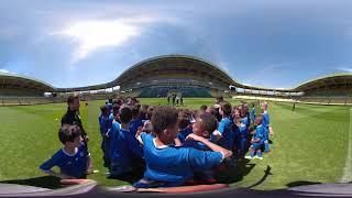 Video 360° : Tournoi de l'Ecole de Football