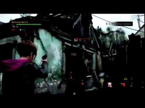 Resident evil revelations 2 cap 1 modo asalto OMG  