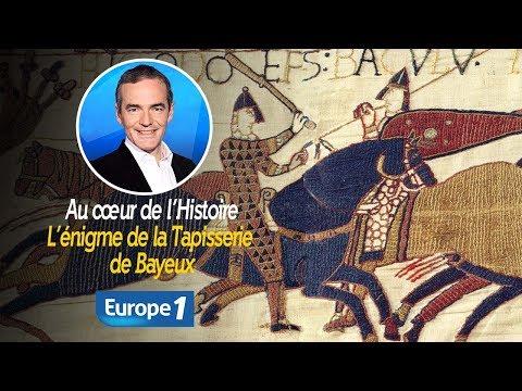 Au cœur de l'histoire: L'énigme de la Tapisserie de Bayeux (Franck Ferrand)