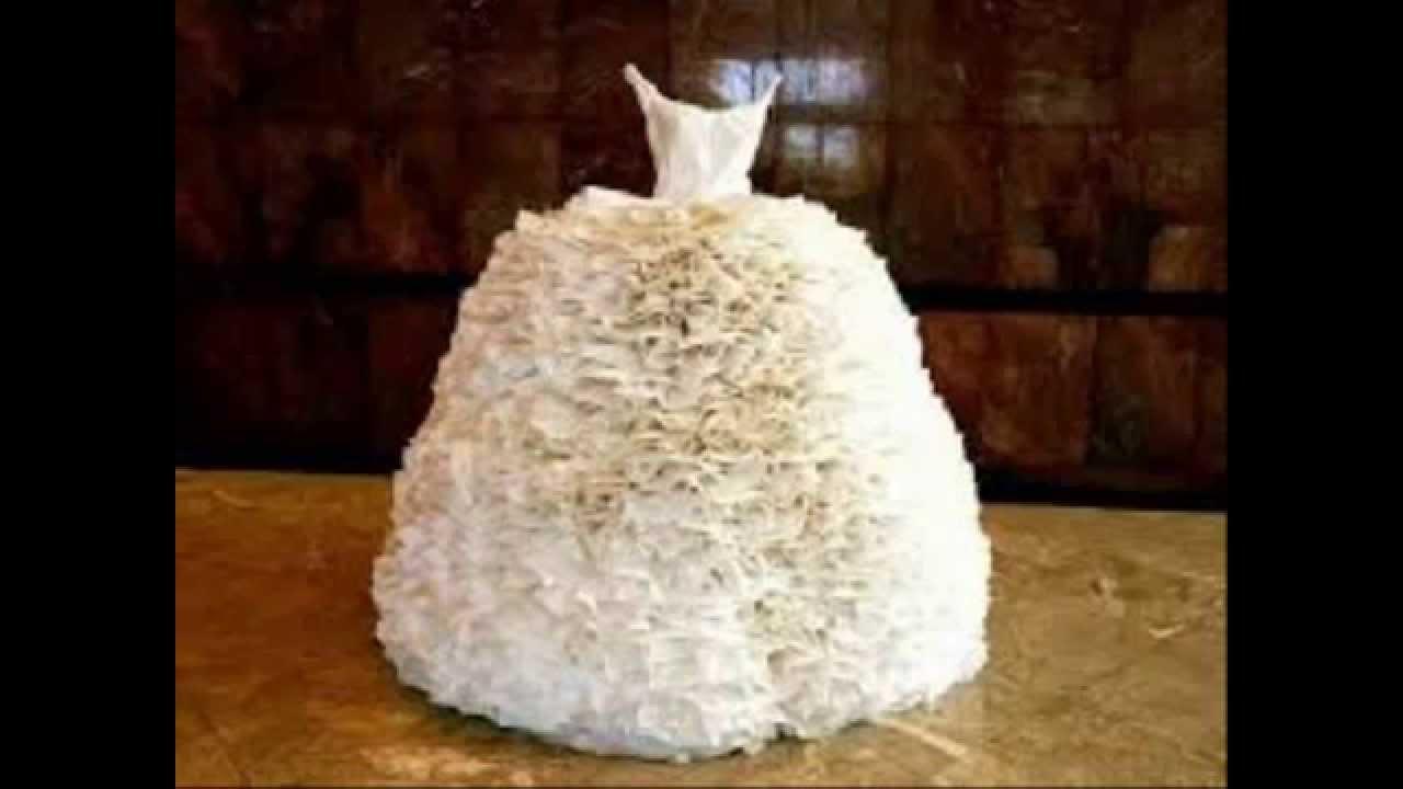 Hochzeitskleider in der Welt - YouTube