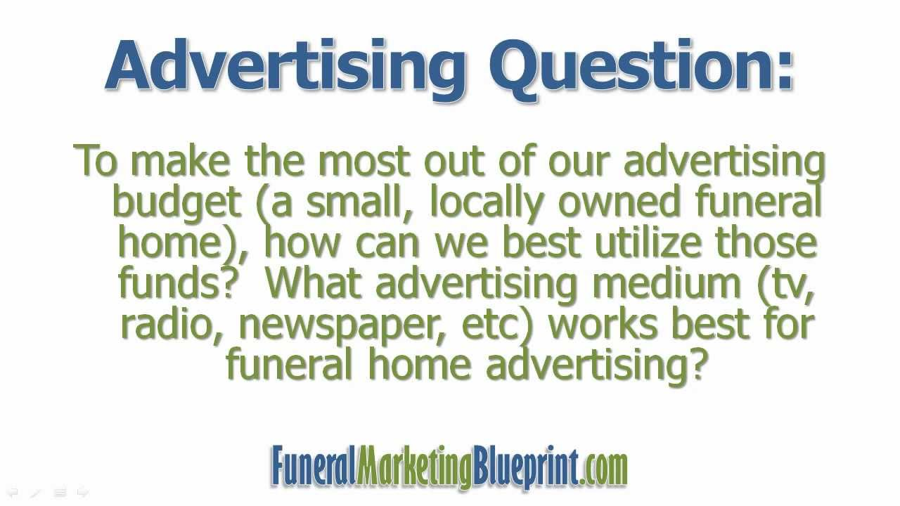 Contemporary Funeral Home Advertising Ideas Festooning - Home ...