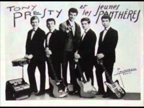 Tony Presty et Les Jeunes Pantheres - La Satellite en Espace (1964)