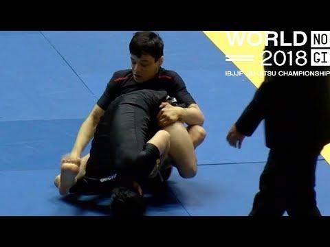 João Miyao vs Tomoyuki Hashimoto / World NoGi Championships 2018
