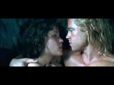 Troy - Achilles and Briseis