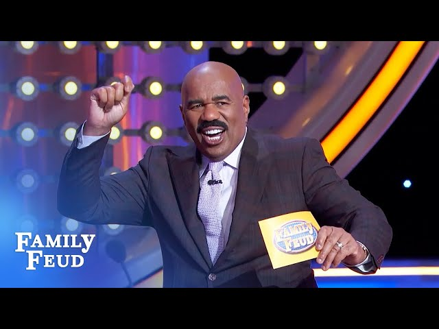 Popular beer as a male stripper name?? | Family Feud