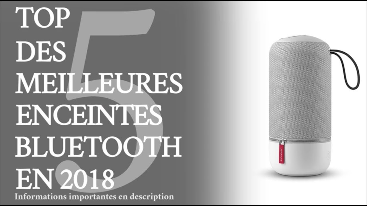 enceinte bluetooth telephone